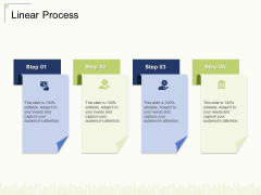 Linear Process Ppt Inspiration Picture PDF
