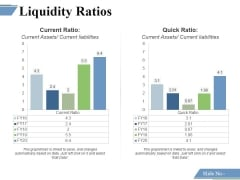 Liquidity Ratios Template 1 Ppt PowerPoint Presentation Outline Themes
