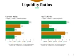 Liquidity Ratios Template 2 Ppt PowerPoint Presentation Inspiration File Formats