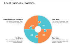 Local Business Statistics Ppt Powerpoint Presentation Visuals Cpb