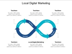 Local Digital Marketing Ppt PowerPoint Presentation Infographics Designs Cpb