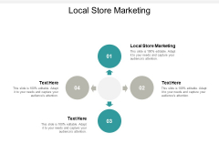 Local Store Marketing Ppt PowerPoint Presentation Gallery Display Cpb