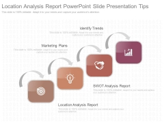 Location Analysis Report Powerpoint Slide Presentation Tips