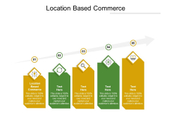 Location Based Commerce Ppt PowerPoint Presentation Slides Inspiration Cpb
