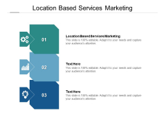 Location Based Services Marketing Ppt PowerPoint Presentation Infographics Graphics Template Cpb Pdf