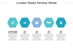 Location Based Services Mobile Ppt PowerPoint Presentation Ideas Pictures Cpb Pdf