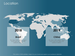 Location Geography Information Ppt Powerpoint Presentation Pictures Layout Ideas