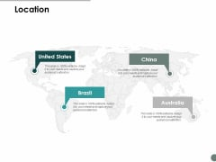 Location Information Geography Ppt Powerpoint Presentation Layouts Styles