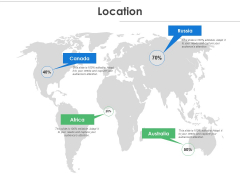 Location Information Geography Ppt PowerPoint Presentation Slides Vector