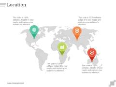 Location Ppt PowerPoint Presentation Designs