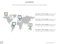 Location Ppt PowerPoint Presentation Diagrams