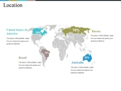 Location Ppt PowerPoint Presentation Gallery Sample