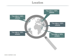 Location Ppt PowerPoint Presentation Gallery