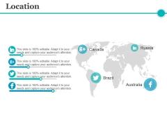 Location Ppt PowerPoint Presentation Icon Ideas