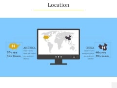 Location Ppt PowerPoint Presentation Ideas Grid