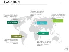 Location Ppt PowerPoint Presentation Infographics Inspiration