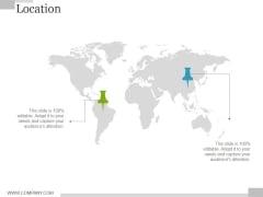 Location Ppt PowerPoint Presentation Layouts Skills