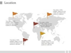 Location Ppt PowerPoint Presentation Microsoft