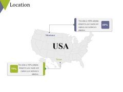Location Ppt PowerPoint Presentation Model Shapes