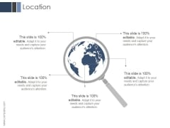 Location Ppt PowerPoint Presentation Model