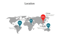 Location Ppt PowerPoint Presentation Pictures Design Inspiration