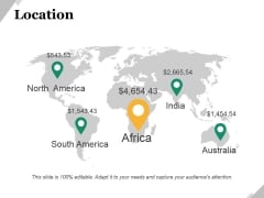Location Ppt PowerPoint Presentation Show Templates