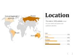 Location Ppt PowerPoint Presentation Slides Icon