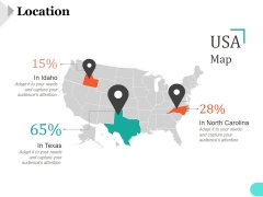 Location Ppt PowerPoint Presentation Template