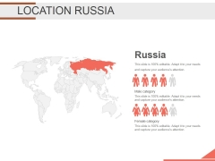 Location Russia Ppt PowerPoint Presentation Designs