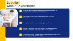 Logistic Network Administration Solutions Supplier Market Assessment Ppt Background Image PDF