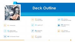 Logistics Management Framework Deck Outline Guidelines PDF