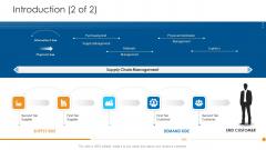 Logistics Management Framework Introduction Gride Demonstration PDF