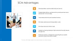 Logistics Management Framework SCM Advantages Designs PDF