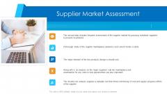 Logistics Management Framework Supplier Market Assessment Download PDF