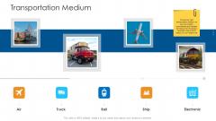 Logistics Management Framework Transportation Medium Download PDF