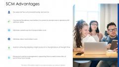 Logistics Management Services SCM Advantages Structure PDF