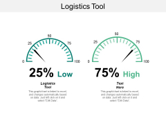 Logistics Tool Ppt Powerpoint Presentation Ideas Show Cpb