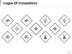 Logos Of Competitors Ppt PowerPoint Presentation Infographics Ideas