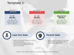 Long Term Goals Ppt PowerPoint Presentation Slides Design Ideas