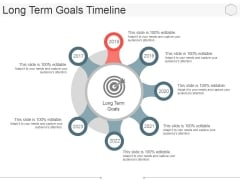 Long Term Goals Timeline Ppt PowerPoint Presentation Infographic Template Visuals