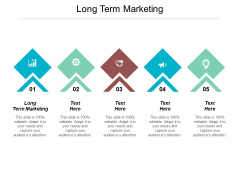 Long Term Marketing Ppt PowerPoint Presentation Layouts Inspiration Cpb