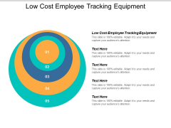 Low Cost Employee Tracking Equipment Ppt PowerPoint Presentation Portfolio Format Ideas Cpb