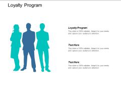 Loyalty Program Ppt PowerPoint Presentation Slides Background Image Cpb