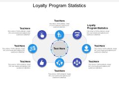 Loyalty Program Statistics Ppt PowerPoint Presentation Inspiration Maker Cpb
