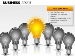 Leader Innovation Idea PowerPoint Slides And Ppt Diagram Templates