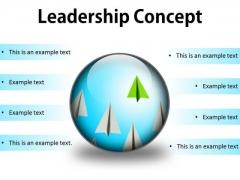 Leadership Concept Success PowerPoint Presentation Slides C