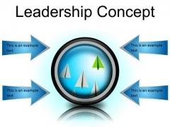 Leadership Concept Success PowerPoint Presentation Slides Cc