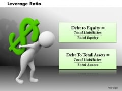 Leverage Ratio Business PowerPoint Presentation