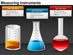 Liquid Flasks PowerPoint Templates Chemistry Ppt Slides