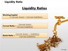 Liquidity Ratio Business PowerPoint Presentation